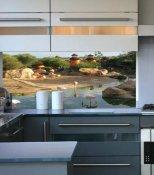 Kuchnia, fototapeta dekoracyjna