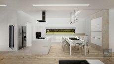 Projekt kuchni w stylu minimalistycznym