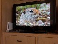 nowoczesny telewizor