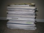 sterta dokumentów