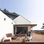 dom jednorodzinny z tarasem