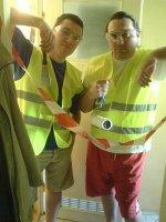 pracownicy firmy remontowej