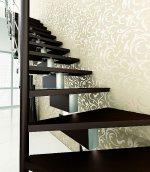 nowoczesne schody drewmiane