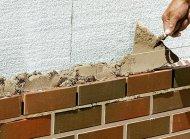 Murowanie ścian z cegieł klinkierowych