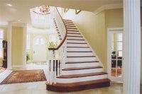 szerokie schody